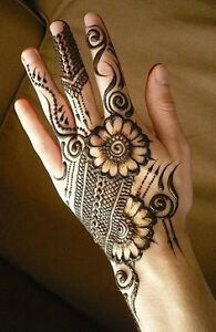 Henna Designs /bridal henna,Henna  Party(chamicals Free) Kitchener / Waterloo Kitchener Area image 4