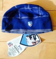 NEW WITH TAG Kuhl Skull Cap fleece hat (colour: blue)