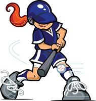Looking for girls aged 7-21 to play fast pitch softball