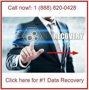 Canada-wide Data Recovery 1 (888) 820-0428