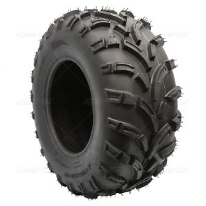 BRAND NEW Trail Fighter 6ply Tires 25-8-12 and 25-10-12 set of 4