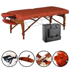 Portable Santana Master massage table