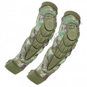 New Camo Planet Eclipse Overload HD Core Elbow Pads