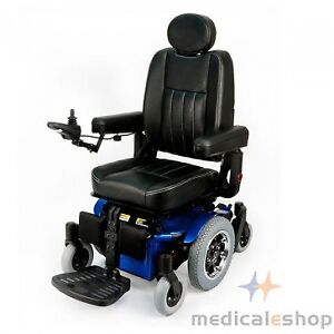 ELECTRIC WHEELCHAIR QUANTUM  Q6  EDGE