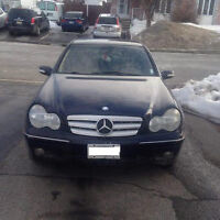 2001 Mercedes-Benz C-Class Sedan AS IS-Best Offer