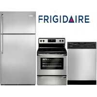 !!!!!! BRAND NEW FRIDGE/STOVE/DISHWASHER PACKAGE SALE!!!!!