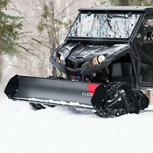 UTV SNOW PLOW SYSTEM! TOURNAMENT HAS WHAT YOU NEED FOR A PLOW!