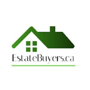 EstateBuyers.ca~ We Buy Estates Large or Small ~ Give us a Call!