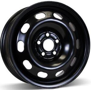 """Four New 17"""" Steel Wheels - Caravan, Journey, Pacifica, Town & Country"""