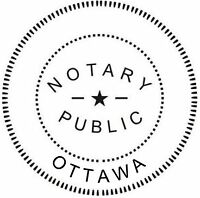 $20 Commissioner of Oaths **Top-rated in Ottawa** Notary Public