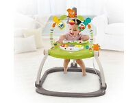 Fisher price space saver jumper rain forest friends