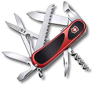 Victorinox Swiss Army EvoGrip S17 Swiss Army Knife  (NEW)