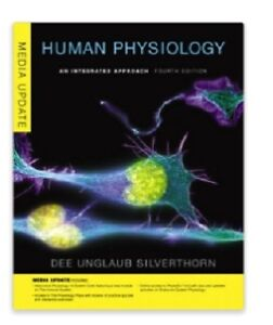 Human Physiology An Integrated Approach 4thEd Dee Unglaub Peterborough Peterborough Area image 1
