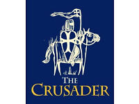 Part Time Bar/ Waiting Staff - Up to £7.20 per hour - Live Out - Crusader - Roydon - Harlow
