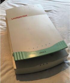 Photo Scanner Heidelberg Linotype Hell Saphir Ultra 2