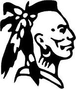 Indian Head Decal