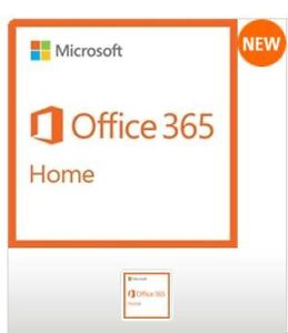 MICROSOFT OFFICE 365 - UP TO 5 COMPUTERS