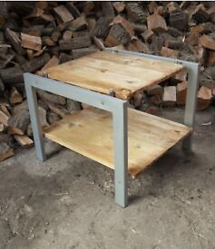 Unusual Contemporary Modern Rustic Coffee Table