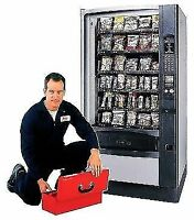 Vending Machine repair and installation Windsor
