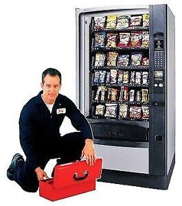 Vending Machine repair and installation Hamilton