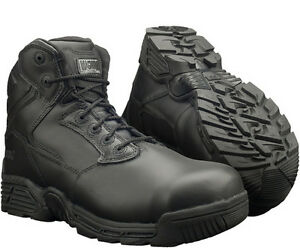 Magmun Stealth Force 6.0 CT CP Tactical Boots Mens Size 7.5