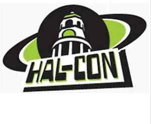 Hal-Con sci fi 2 saturday passes!!