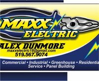 Electrical work- maxx electric
