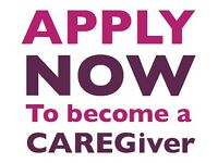 Full time & Part Time CAREGivers wanted