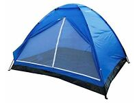 Brand New - 2 Person Camping Dome Tent + Carry Bag