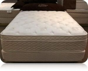 PILLOW TOP MATTRESSES ON SALE NOW CALL 647-273-2073