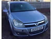 55 Plate - Vauxhall Astra Estate CTDI SRI 1.9 - Spares or Repairs