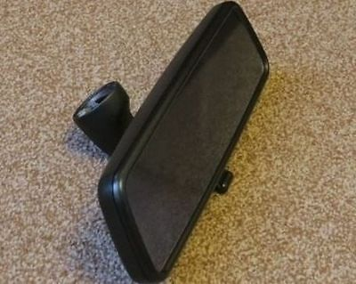 GENUINE VW VOLKSWAGEN BLACK REAR VIEW MIRROR FITS VW T5 T6 Transporter OR CAMPER