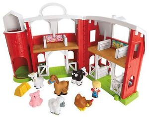 Fisher-Price Little People Animal Friends Farm Playset Cambridge Kitchener Area image 1