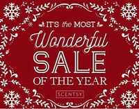 The Most Wonderful Sale of the year! ~Scentsy~