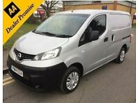 2014 Nissan NV200 1.5 dCi Acenta 5dr Manual Panel Van