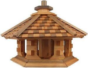 vogelfutterhaus garten einebinsenweisheit. Black Bedroom Furniture Sets. Home Design Ideas