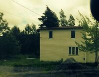 3 bedroom home for rent August 1st in Victoria Newfoundland