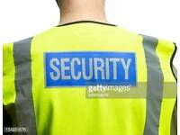 Work wanted security guard