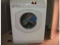 Hotpoint WT761 7kg 1600 Spin White LCD Washing Machine 1 YEAR GUARANTEE FREE DEL N FIT