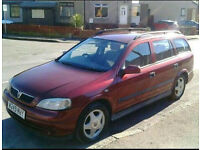 Wauxhall Astra 1.6 dual-fuel