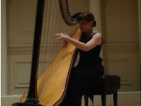 Harp Tuitions in Glasgow (Clarsach and Pedal Harp)