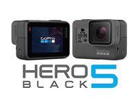 GoPro Hero 5 Black BRAND NEW SEALED!