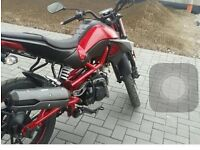 Kymco K Pipe 150cc Reg as 50cc