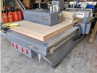 JHF 1325 CNC Router Sold As Seen