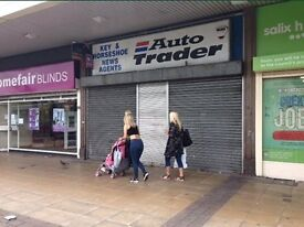 Prime Retail Space To Let - 40 Hankinson Way - Salford Shopping Centre
