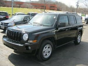2007 Jeep Patriot SUV- 2016 inspection and repairs