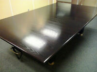 The Billiard Studio Presents: NEW - Dining Table Conversion Top