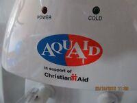 Aquaid water machine