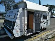 OLYMPIC - Sprinter - 2013 - 2 x Single Beds, R/O, VGC Boondall Brisbane North East Preview