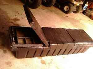 Truck box for most full sized trucks